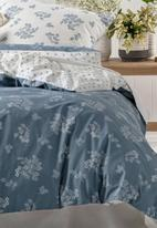 Linen House - Thelma duvet cover set - blue