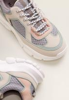 MANGO - Bloke chunky sneaker - multi