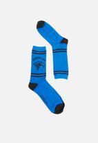 Typo - Novelty socks - blue