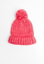 MINOTI - Knitted hat - pink