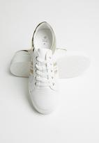 Call It Spring - Guarea flatform sneaker - white