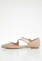 Call It Spring - Feross mary jane pumps - neutral