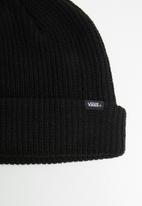 Vans - Core basic beanie - black