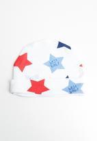 POP CANDY - Baby boys cap - white