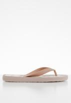 G-Star RAW - Dend flip flops - pink & white