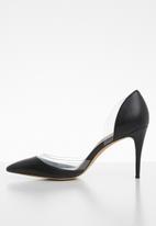 ALDO - Pointed heel - black