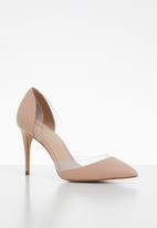 ALDO - Paven heel - bone