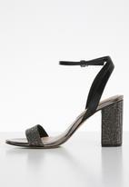 ALDO - Agriedia heel - black