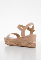ALDO - Wedge sandal - pink