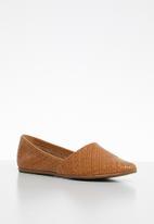 ALDO - Loafer slipper - tan