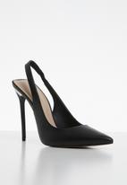 ALDO - Slingback stiletto - black