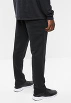 Hurley - Surf check OAO trackpants - black