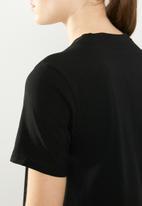 adidas Performance - MH boss tee - black