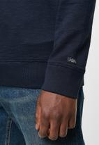 S.P.C.C. - Fury sweatshirt - navy
