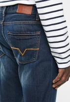 GUESS - Dac slim fit bootleg jeans - blue