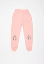 POP CANDY - Unicorn jogger - pink