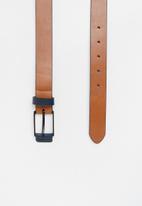 ALDO - Adem belt - brown