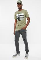 Jack & Jones - Glen original am 704 jeans - grey