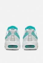 Nike - Air Max 95 - 307960-115 - white/white-light aqua