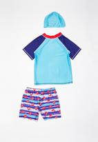 POP CANDY - Boys crab 3 piece - multi