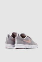 Nike - Flex Essential training - atmosphere grey/pink quartz-echo pink