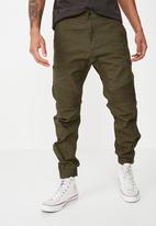Cotton On - Urban jogger - green