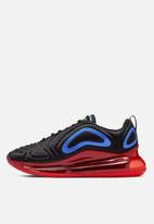 Nike - Air Max 720 - black/university gold-hyper royal