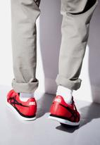 Asics Tiger - Tiger runner - classic red & black