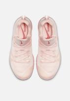 Nike - Wmn's Metcon Flyknit 3 - echo pink/cedar-white-mtlc dark grey