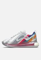 Nike - Air Max 720  - wolf grey/teal nebula-red orbit-white