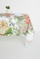 Hertex Fabrics - Marlena table cloth - pastels