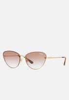 Vogue - 0VO4111S 57mm - brown & gold