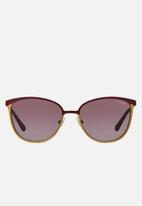 Vogue - Light & shine sunglasses - purple & yellow