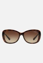Vogue - Butterfly sunglasses - brown & black