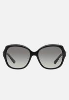 Vogue - Oversized sunglasses - black
