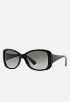 Vogue - Light & shine butterfly sunglasses - black