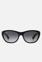 Ray-Ban - Ray-ban rb4227 55 sunglasses  - black & grey