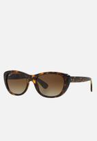 Ray-Ban - Ray-ban rb4227 55 sunglasses  - brown & black