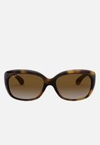 Ray-Ban - Jackie ohh sunglasses - brown & black
