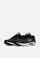 Under Armour - UA charged rogue - black & white
