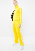 adidas Originals - Firebird trackpants - yellow