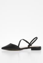 ALDO - Slingback shoe - black