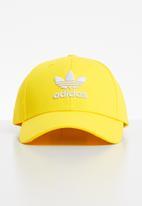 adidas Originals - Baseb class tre - yellow