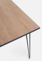 Sixth Floor - Penn dining table - natural