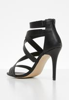 Call It Spring - Strappy heel - black
