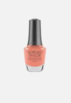 Morgan Taylor - The color of petals nail lacquer ltd edition - young, wild & freesia