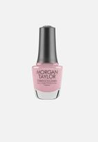 Morgan Taylor - The color of petals nail lacquer ltd edition - follow the petals