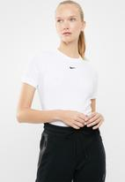 Nike - Essential bodysuit - white & black
