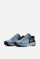 Under Armour - Ua charged commit tr 2.0 - black/ash gray/halo gray