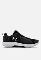 Under Armour - Ua charged commit tr 2.0 - black & white